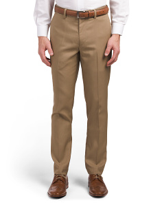 Golf Slim Fit Stretch Twill Pants