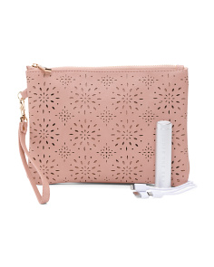 Charging Perforated Pouch
