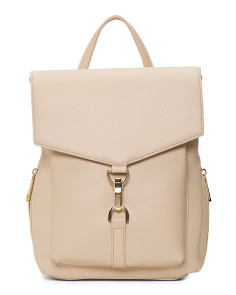 Patricia Backpack With Claw Clasp