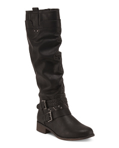 High Shaft Boots