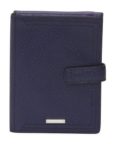 Stephanie Leather RFID Wallet