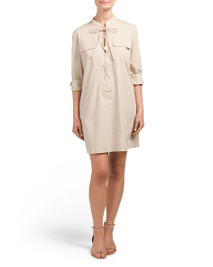 Jullitah Light Poplin Dress