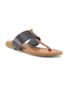 Knot Thong Sandals