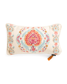 Made In India 14x24 Medallion Pillow