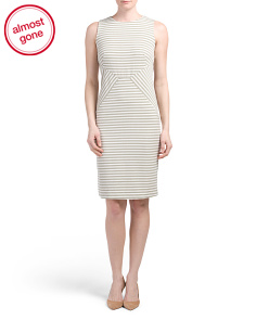 Saint Stripe Dress