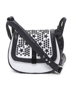 3D Star Flap Crossbody