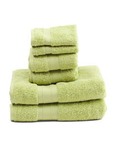 6pc Mayfair Towel Set