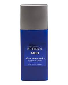 Mens Retinol After Shave Balm