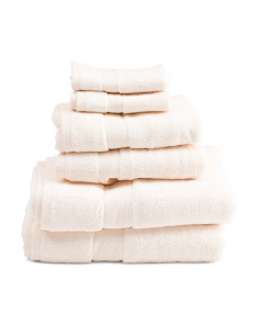 6pc Signature Towel Set