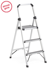 Ultra Light 3 Step Ladder
