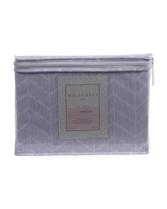 Kids 200tc Odetta Chevron Sheet Set