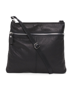 Lorna Leather Crossbody