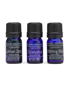 Essential Oil Set Vitality Sensory Pack