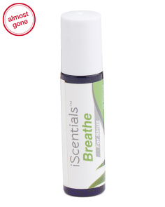 Breathe Roll On Essential Oil Blend