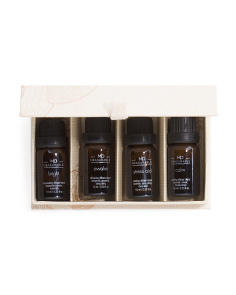 Tranquility Essential Oil Set
