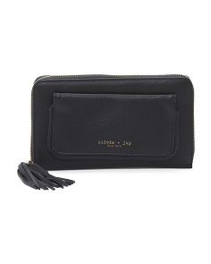 Dusky Large Cellphone Clutch