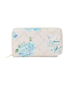 Lynne Zip Around Wallet