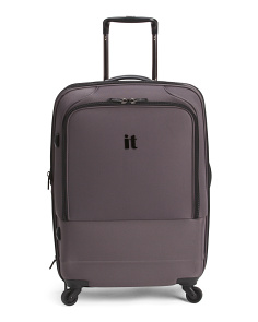 26in Frameless Soft Side Suitcase