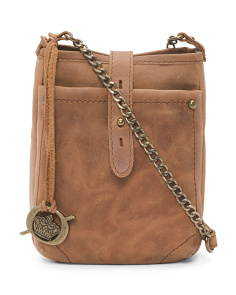 Stockbridge Leather Crossbody