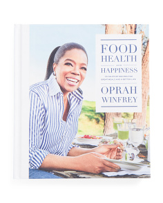 Food Health & Happiness Cookbook
