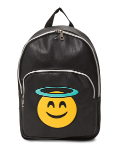 Angel Emoji Backpack