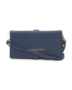 RFID Charging Crossbody Wallet
