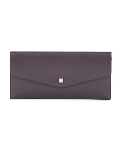 Blair Amanda Leather Clutch Wallet