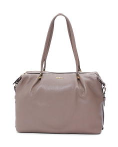 Lodis 5-in-1 Leather Handbag
