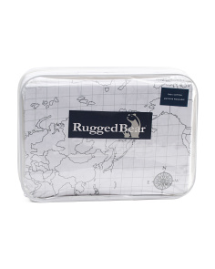 Kids World Traveler Sheet Set