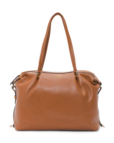 5-in-1 Leather Handbag