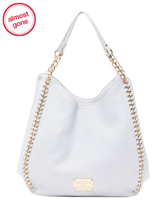 Collette Triple Entry Hobo