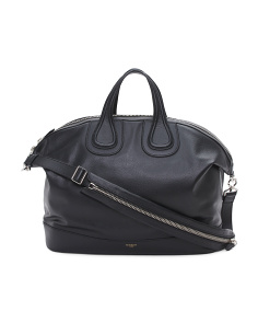 Made In Italy Nightingale Leather Bag