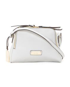 Parker Zip Top Crossbody