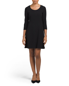 Glendale Modern Crepe Dress