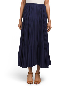 Laire Winslow Crepe Skirt