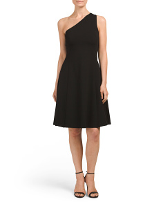 Made In USA Leainna Ponte Dress