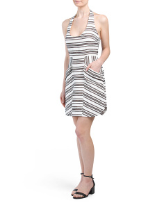 Made In USA Hudson Stripe Dress