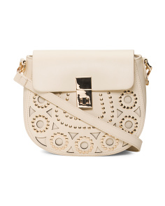 Novelty Embellished Crossbody