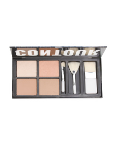 Sparkle Contour Make-up Set