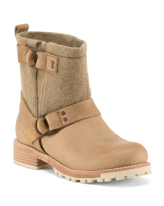 Baltimore Wool Lined Water Resistant Boots