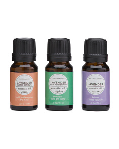 3pc Essential Oils Set