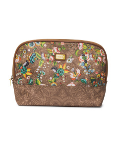 French Flowers Toiletry Bag