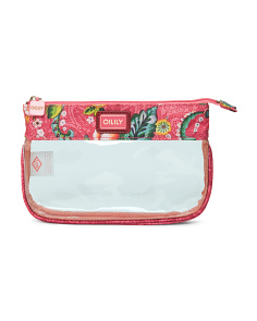 French Flowers Pouch