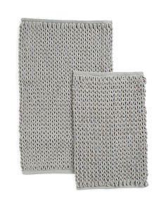 Made In India Set Of 2 Montana Bath Rugs