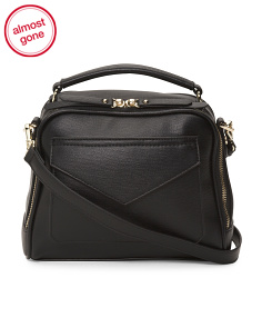 Structured Small Crossbody