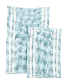2pk Cambridge Bath Rugs