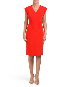 Dattes Virgin Wool Blend Dress