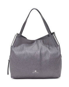 Tina Leather Tote
