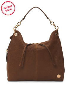Avin Leather Hobo