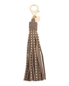 Leather Elva Tassel